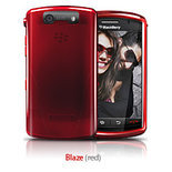 iSkin Vibes for Blackberry Storm (Red)