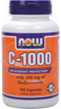 C-1000 100 Caps - NOW Foods