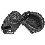 Mizuno MVP Prime GXC56 Catchers Mitt - Mens - Black