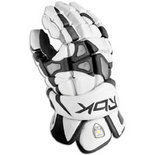 Reebok 7K Gloves - Mens - White/Black