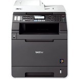 "MFC9460CDN Color Laser All-in-One Printer, 16""x19-4/5""x19-2/5"", BK/GY"