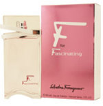 F FOR FASCINATING by Salvatore Ferragamo - EDT SPRAY 3 OZ for WOMEN