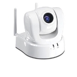 TRENDnet TV-IP612WN ProView Wireless N Internet Camera - 802.11n, 1 x 10/100Mbps Port, Pan, Tilt, Zoom