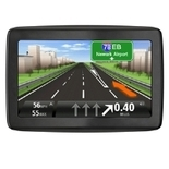 TomTom VIA 1405M GPS Navigation - 4.3 Touchscreen, 4GB Internal Memory, Lifetime Map Updates, IQ Routes, US / Canada / Mexico Maps