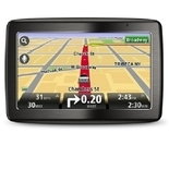 TomTom VIA 1435T GPS Navigation - 4.3 Touchscreen, 2GB Internal Memory, Lifetime Traffic Updates, IQ Routes, US / Canada / Mexico Maps