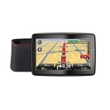 TomTom VIA 1530TM 5-inch Bluetooth GPS Bundle with Lifetime Maps, Traffic and Case