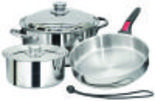 Magma Nesting Cookware Set 7 Piece