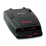 Escort REDLINE Ultimate Performance Dual-Antenna Radar Detector